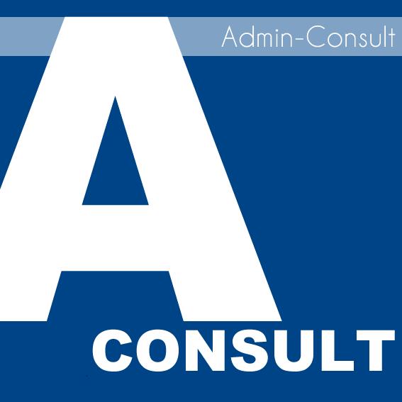 Logo admin consult